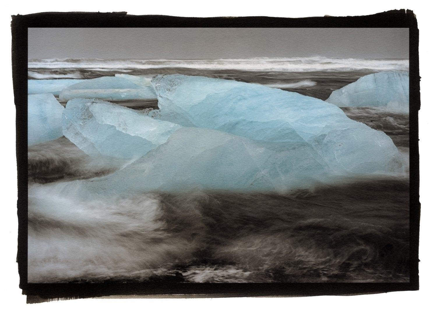 """""""Ice and Surf, Iceland"""""""