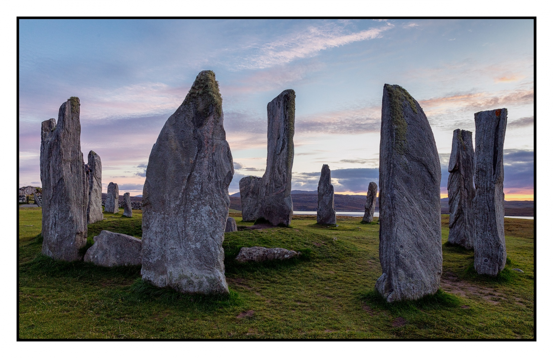 """Standing Stones at Callanish"""