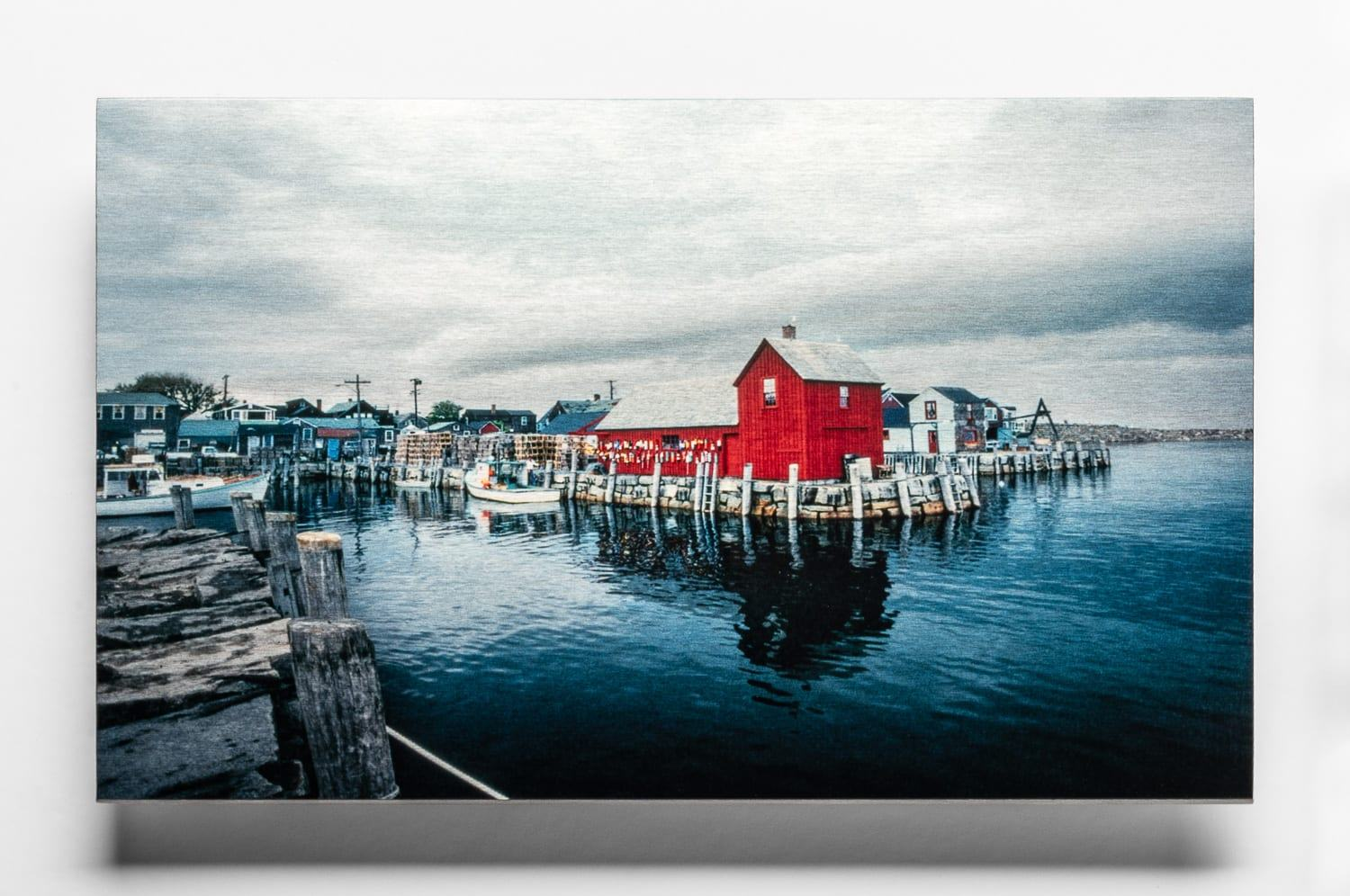 Color, Clear Gloss, Chromaluxe Metal Prints