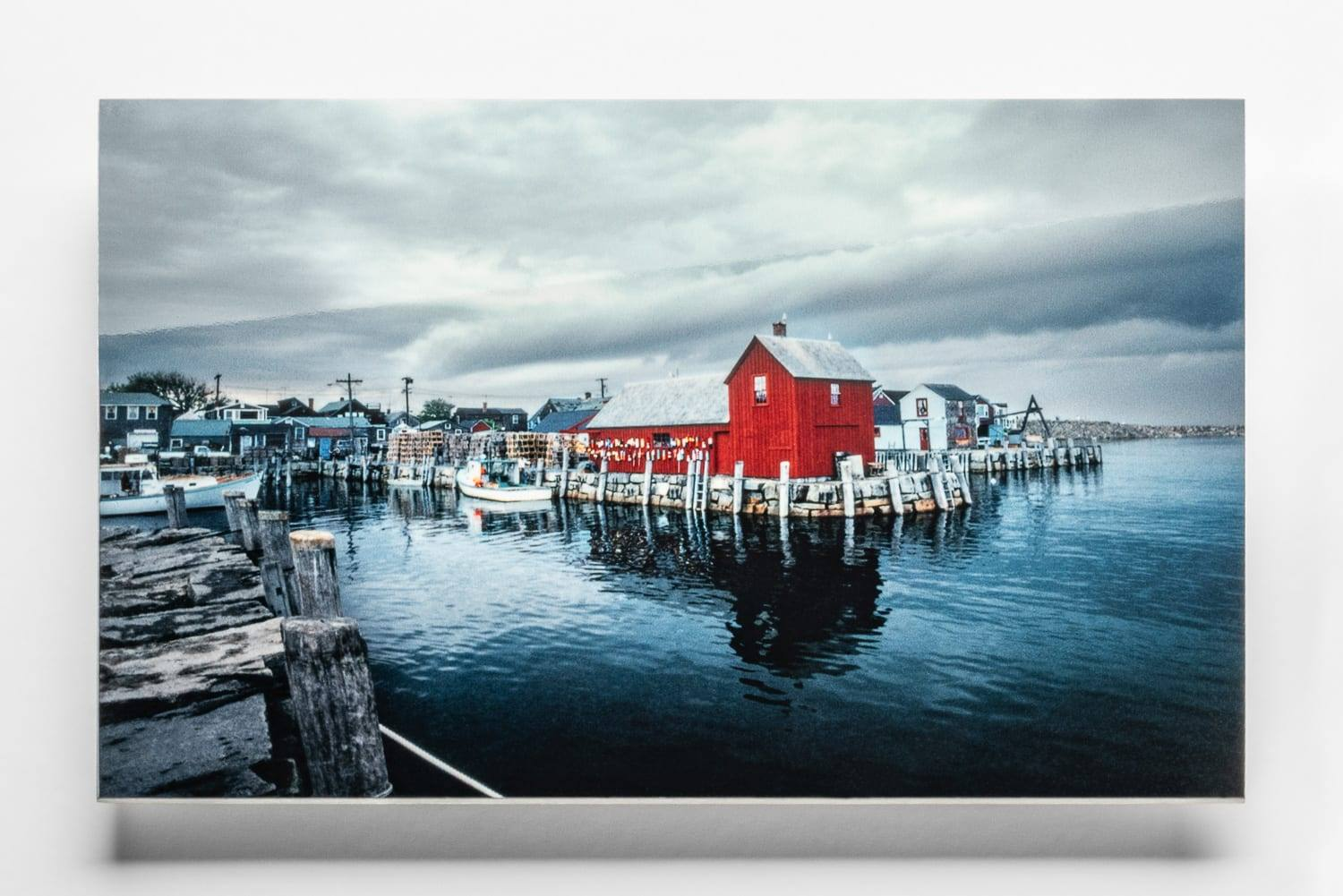 Color, White Gloss, Chromaluxe Metal Prints