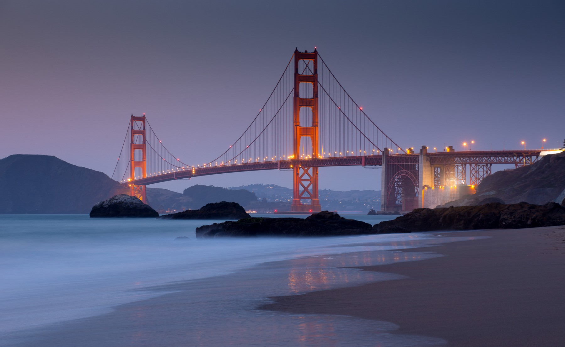 Night Photography: San Francisco & Marin Headlands