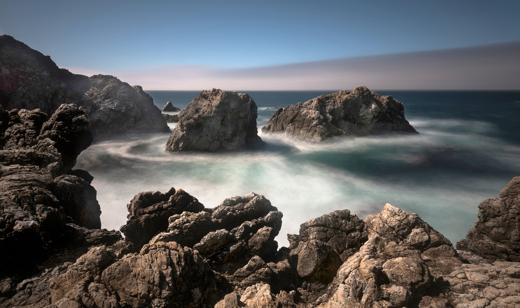 Big Sur: Landscapes & Nudes