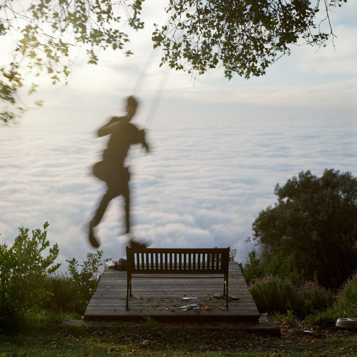 """""""Torre on the Swing, Big Sur, CA"""" Photo © Lucy Goodhart   Mindfulness Photography Exercises"""