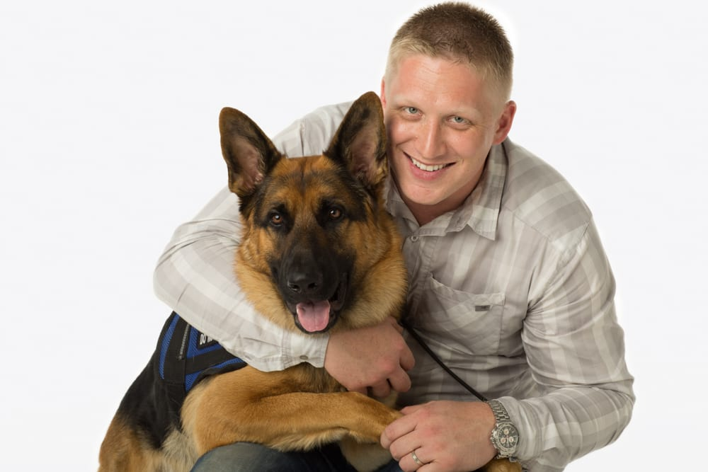 Heal! Veterans and Their Service Dogs Travis Runnels