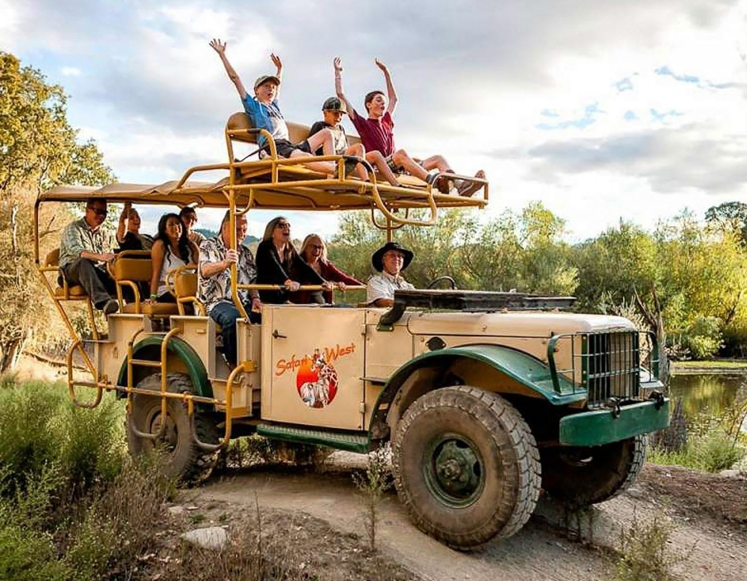 Safari West Photo Camp | Kids Summer Photography Camp | The Image Flow
