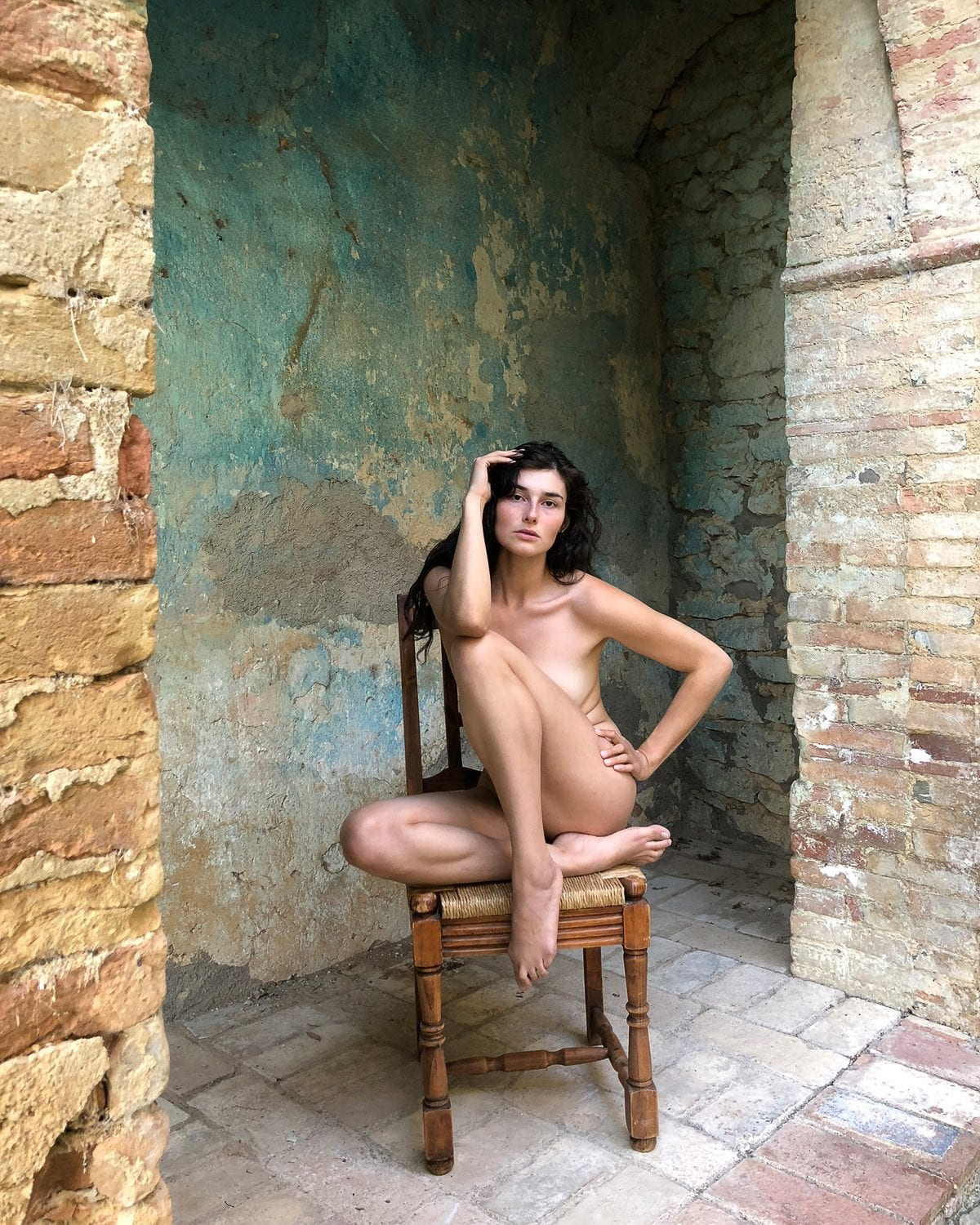 Fine Art Nude Photography Workshop from The Image Flow
