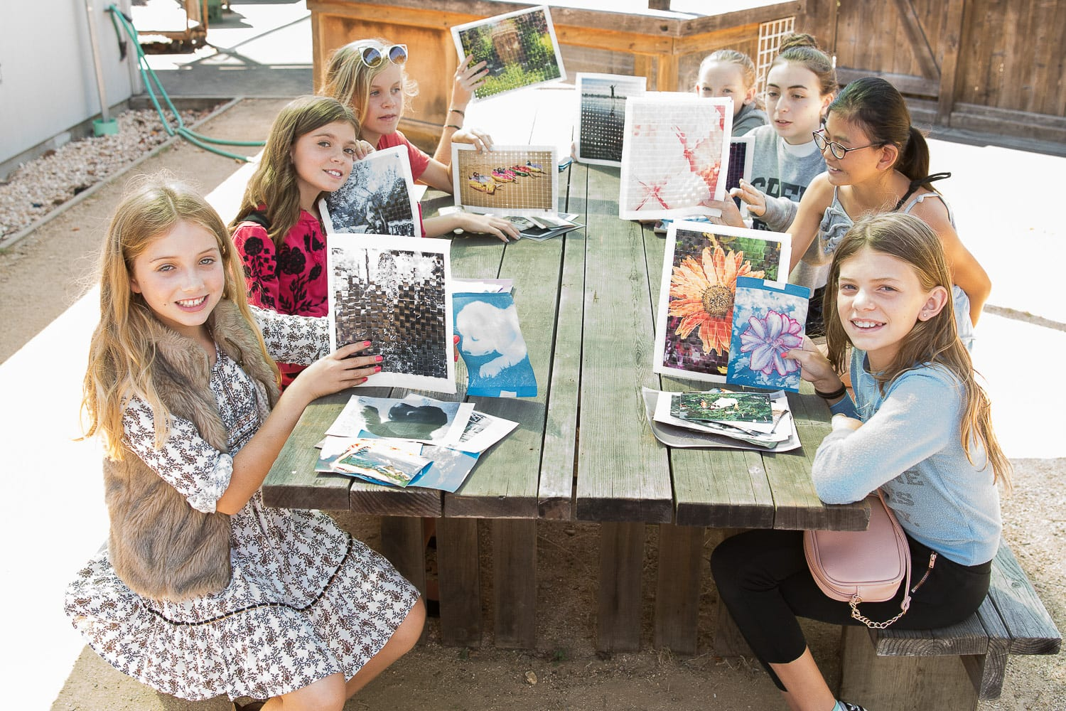 Photography and Art Camp for Kids 2020. Marin, San Francisco.