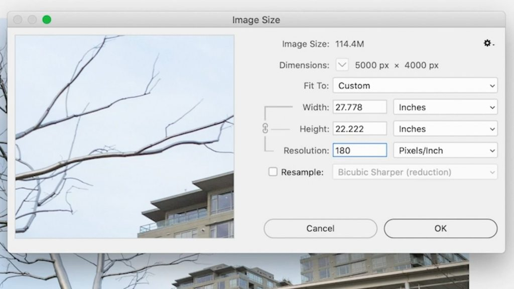 Lightroom-Cropping-and-Image-Resolution-10-photoshop-image-size-180-ppi