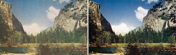 Mike Roberts postcard photography retouching art reproduction