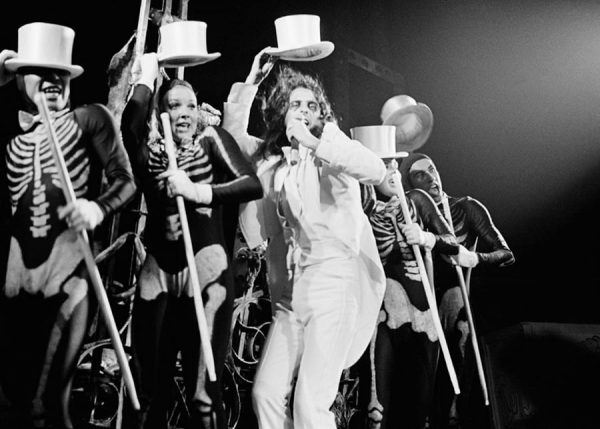 alice cooper by rock photographer Bill Green
