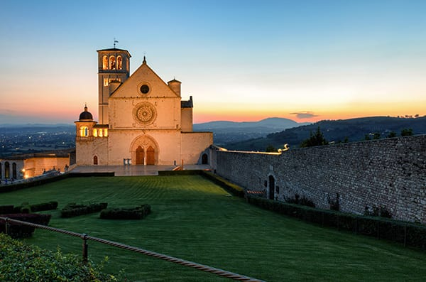 church assisi photography workshop